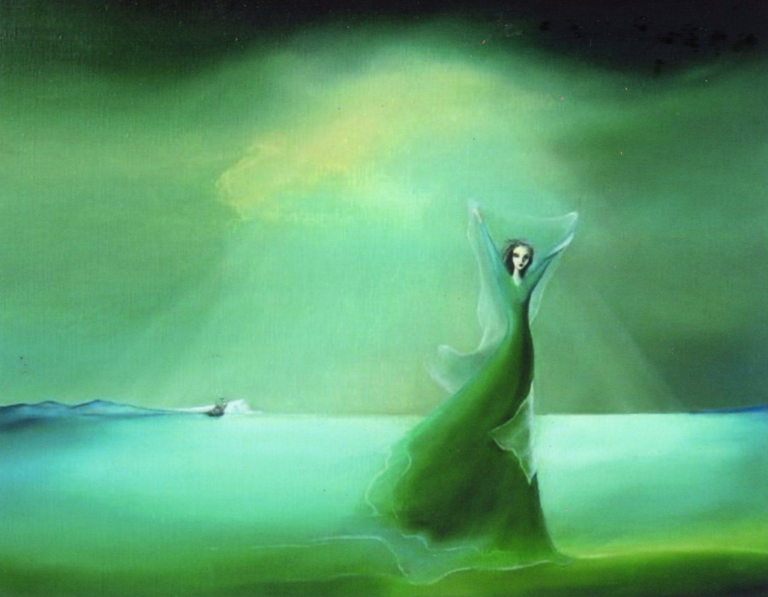 L'appel de la mer
