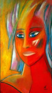 Portrait azteque