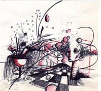 A votre santé ! stylo bille 1968